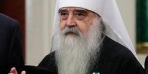 35 лет служения митрополита Филарета