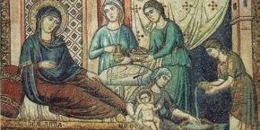21 сентября мы празднуем Рождество Пресвятой Богородицы
