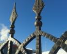 ограда церкви